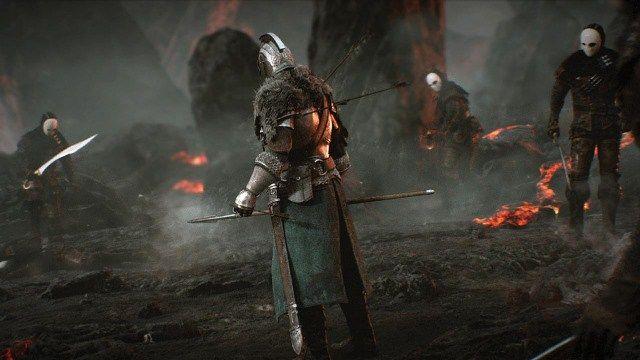 Dark Souls III Accursed Trailer