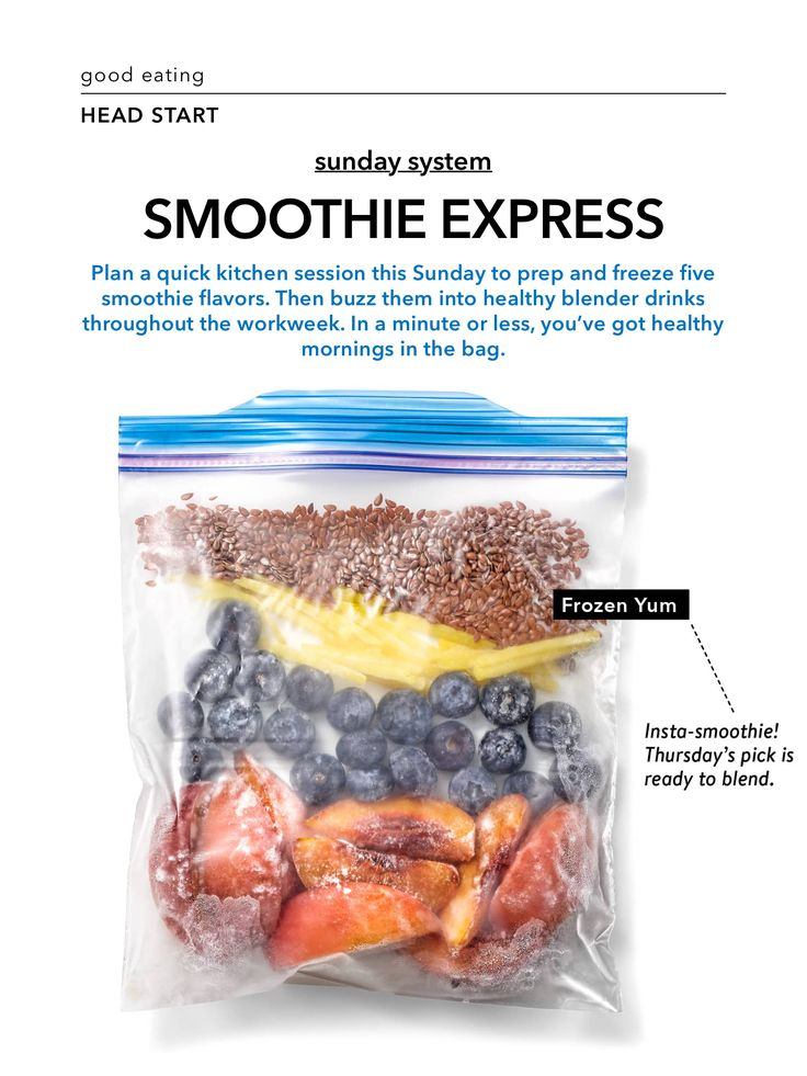 """""""Smoothie Fix"""" from Dr. Oz The Good Life, June 2017. Read it on the Texture app-unlimited access to 200+ top magazines."""