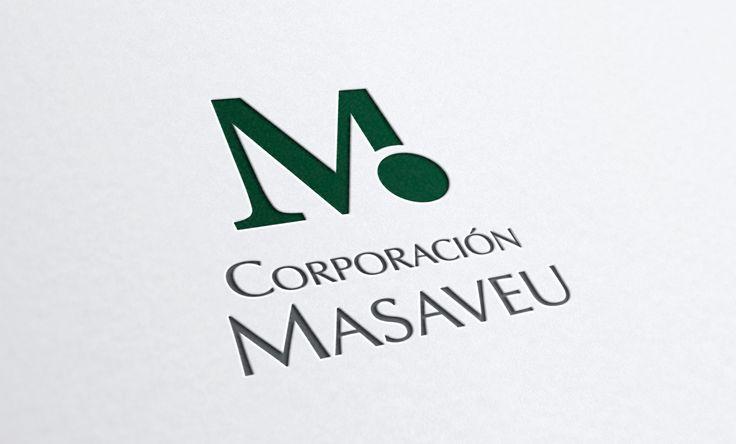 Branding corporativo Corporación Masaveu