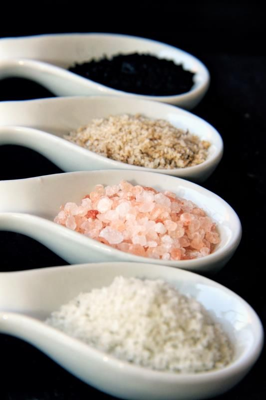 What Is Organic Unrefined Sea Salt? I never use regular table salt for anything. I have several grinders with organic sea salts in them. Always buy organic sea salt because there's no chemicals or pesticides. My favs are black and pink.