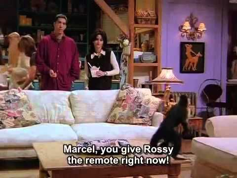 Friends S01E16 17 English sub clip2 - YouTube - YouTube