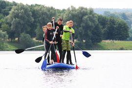 Von Seen und Segeln: Wassersport in NRW