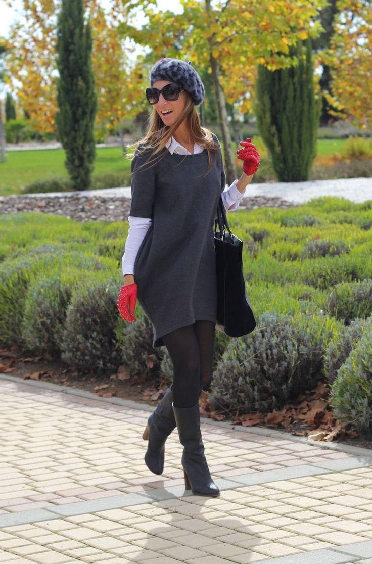 LOLA MANSÍL Fashion Diary: VESTIDO GLOBO VJ STYLE