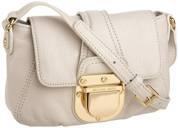 The wristlet is perfect for just grabbing the essentials. I love Michael  Kors.
