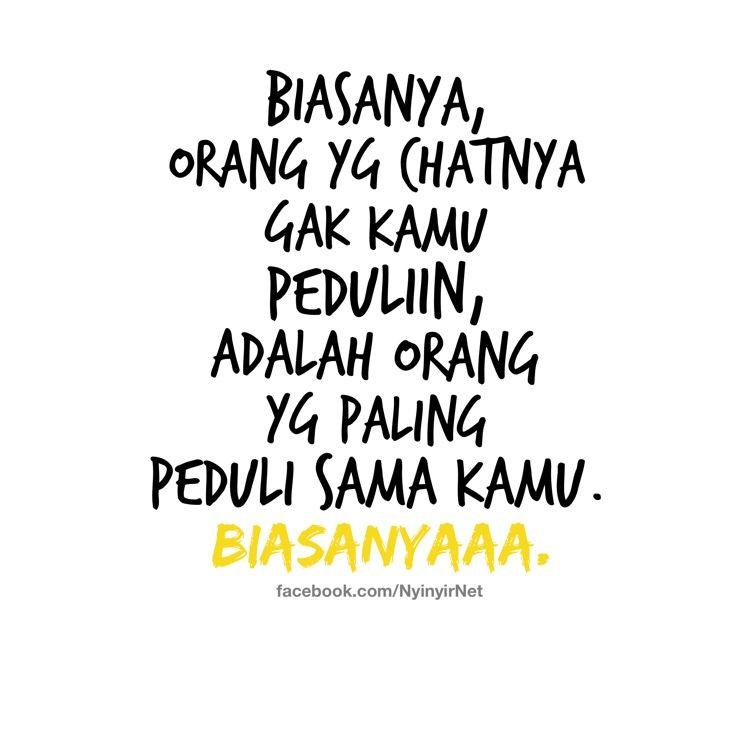 Please peduliin aku. :(