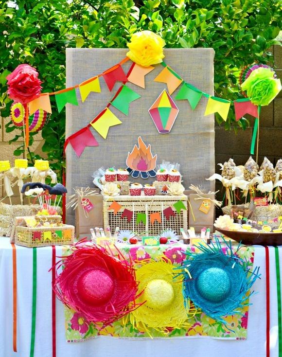 Bird's Party Blog: A Brazilian Festa Junina Party!