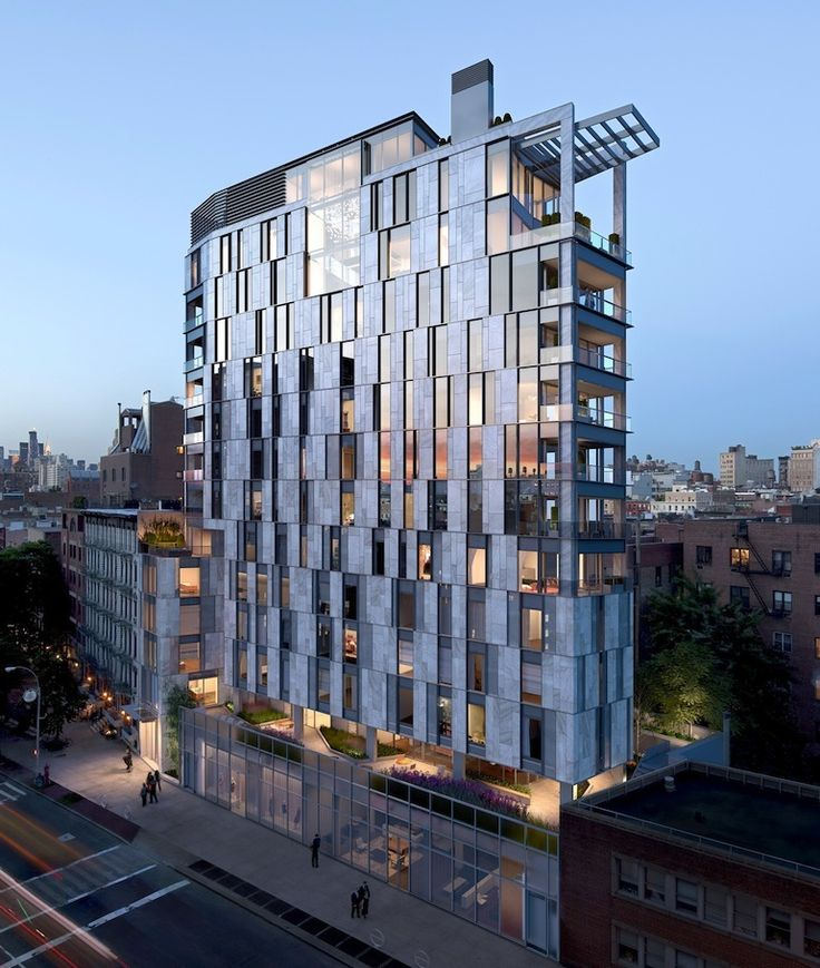 One Vandam, a 14-story project by Quinlan Development Group and Tavros Development Partners, has 25 condos.