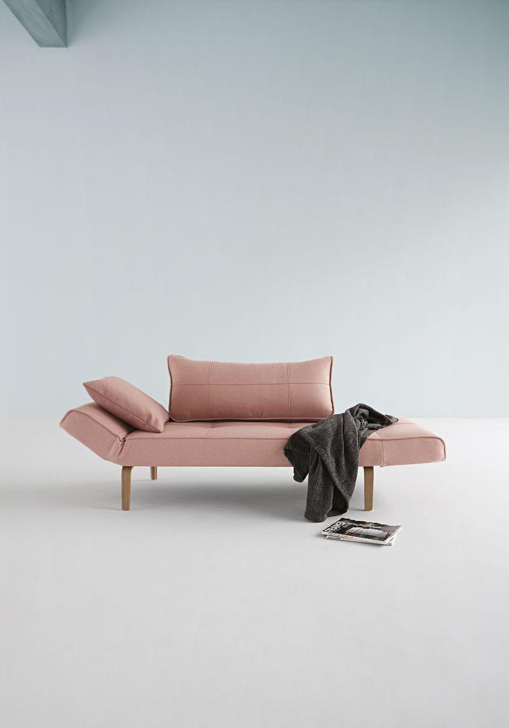 Zeal in dusty pink