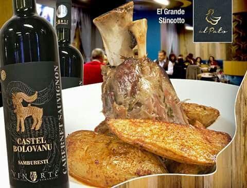 Fiecare masă este o sărbătoare culinară! Vino alături de noi să te bucuri de placerea gustului! #ElPato #GradinaIcoanei  www.elpato.ro