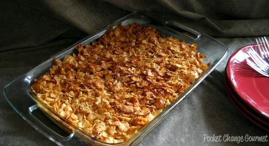 Hashbrown Potato Casserole Recipe
