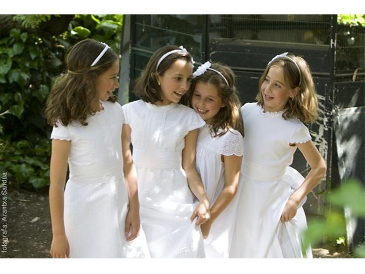 #Comuniones. Un día lleno de emociones para los más pequeños http://celebrandoencasa.com/finca-lamoraleja/comuniones.html