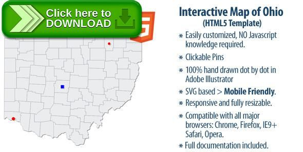 [ThemeForest]Free nulled download Interactive Map of Ohio from http://zippyfile.download/f.php?id=46374 Tags: ecommerce, clickable map, interactive map, interactive map of Ohio, map, map marker, mobile map, oh map, oh state map, Ohio counties map, Ohio county map, Ohio map by counties, wordpress map, wordpress map plugin, wp map, wp map plugin