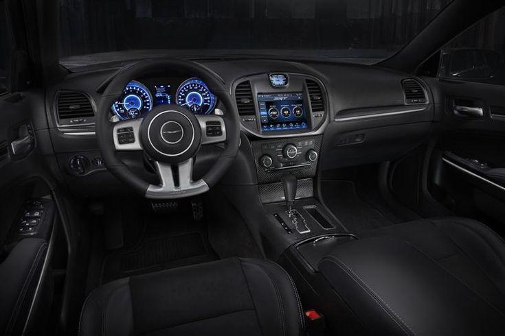 2012 Chrysler 300 SRT8 Image