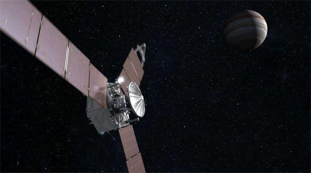 NASA zerstört Juno-Sonde, um außerirdisches Leben zu schützen . . . http://www.grenzwissenschaft-aktuell.de/nasa-zerstoert-juno20160714/