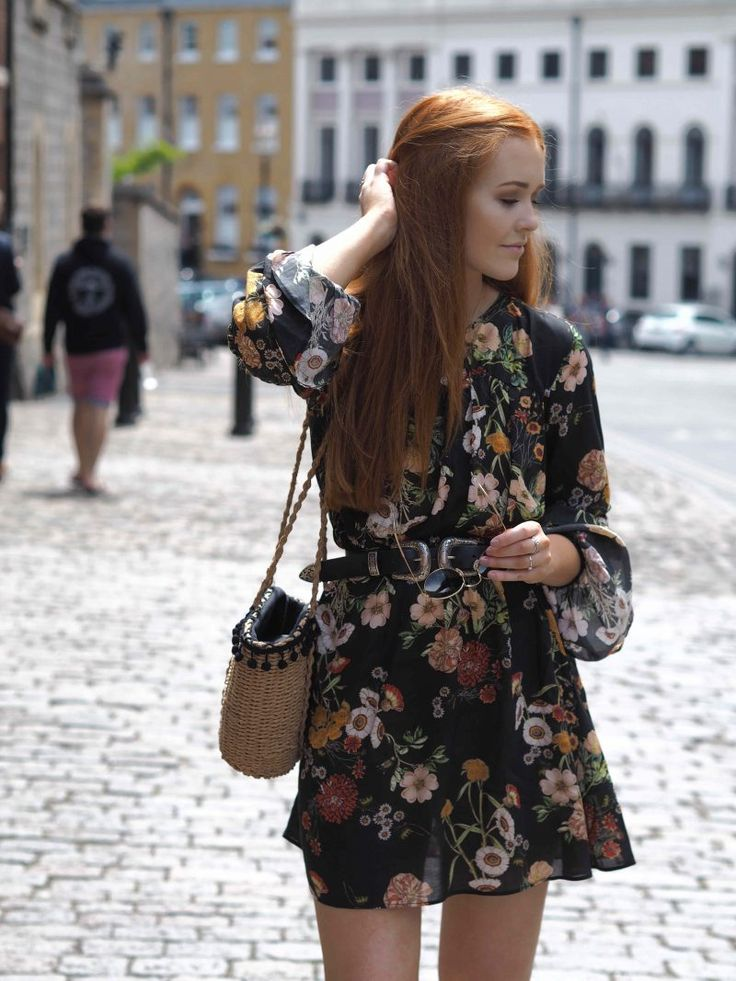 Floral dresses for Summer | Why I'm Ditching the Neutrals