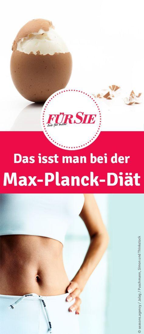Das isst man bei der Max-Planck-Diät
