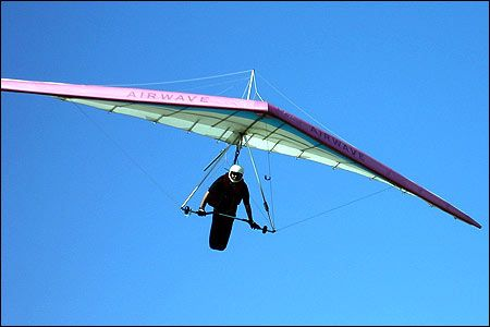 Hang Glider Learn Hang Gliding in NZ