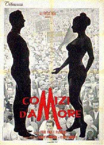 Arcigay Taranto per celebrare il 40° anniversario della morte di Pier Paolo Pasolini