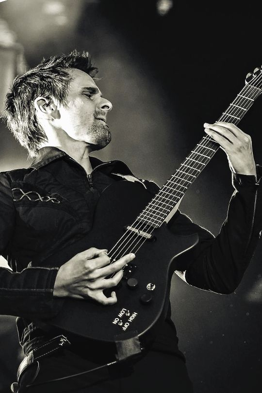 Matt Bellamy ~ MUSE