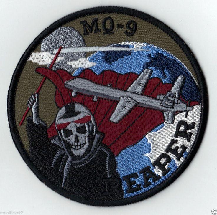 Details about USAF MQ9 REAPER B PREDATOR MISSILE