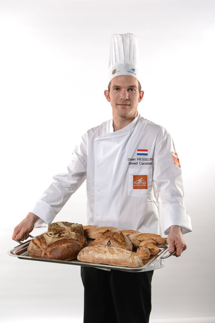 Masters de la Boulangerie 2014 – candidat des PAYS BAS, Daan HESSELING, catégorie Pain /2014 Bakery Masters – candidate from The Netherlands, Daan HESSELING, Bread category  Copyright Sabine SERRAD