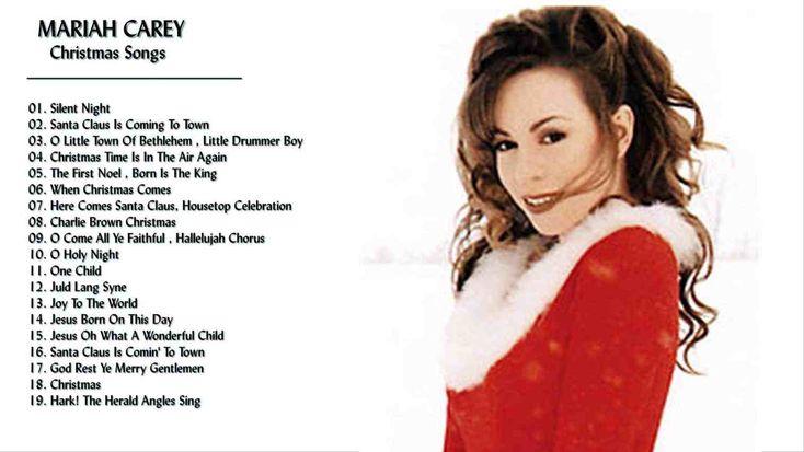 New mariah carey merry christmas album cover at temasistemi.net