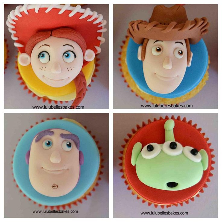 Toy Story Baby Shower cake and cupcakes - Cake by Lulubelle's Bakes