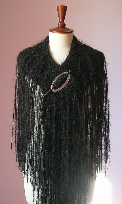 EVOLUTIVO - Knitting wrap