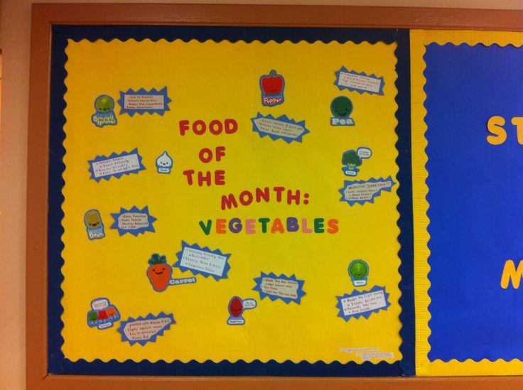 Classroom Bulletin Board Ideas Nutrition Month ~ Images about teacher nutrition bulletin boards on
