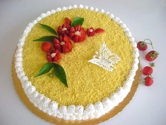 Cookaround forum - TORTE DECORATE - Archivi