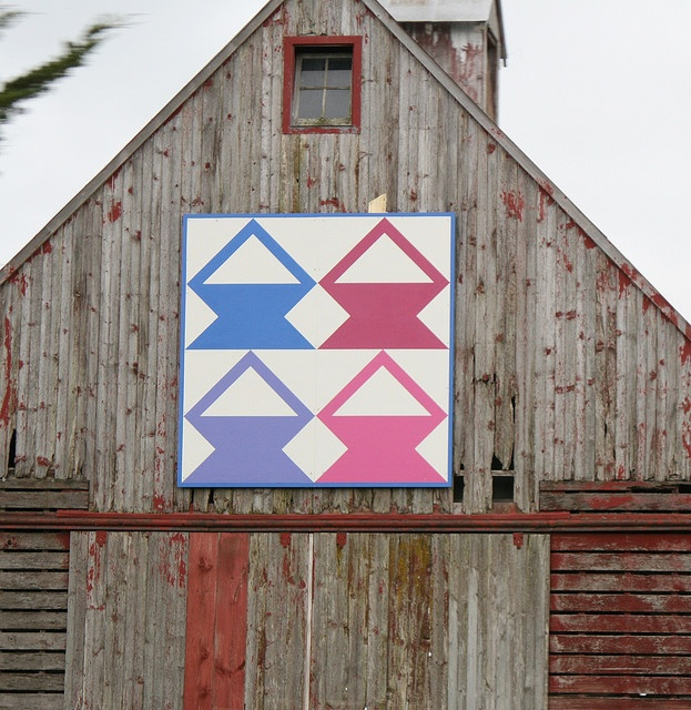 138 Best Barn Quilts Images On Pinterest