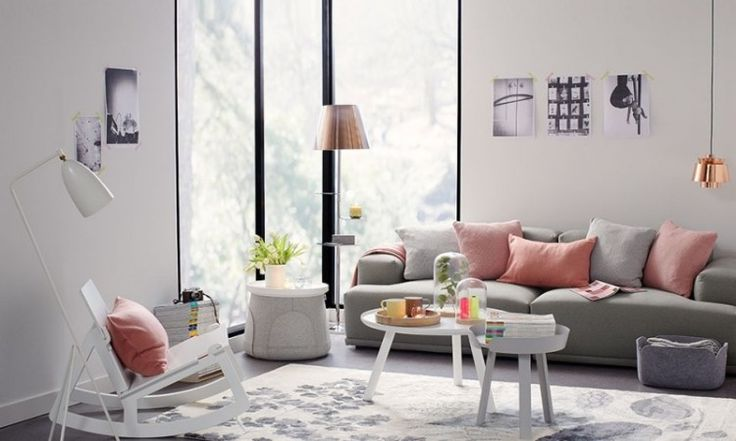 pastel colors in your modern interiors
