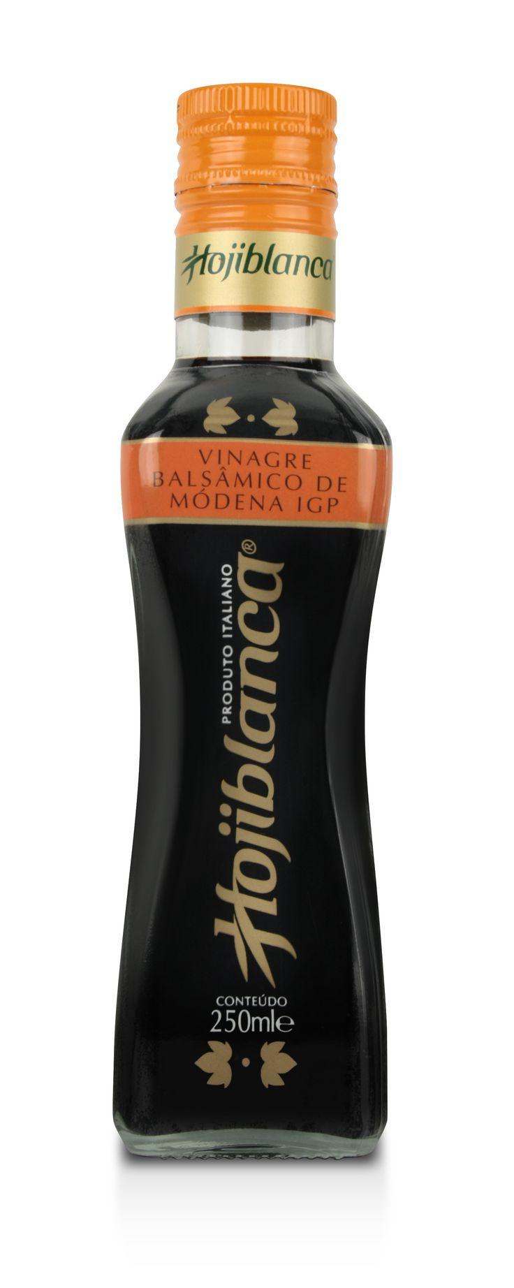 Vinagre Balsâmico de Módena botella dama.