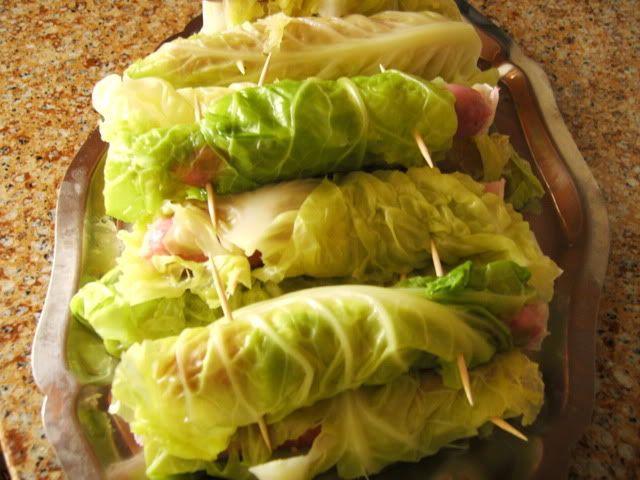 Dieta dos 31 dias: Salsicha de aves com couve lombarda
