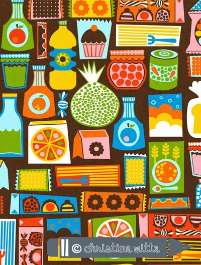 print & pattern: DESIGNER - christine witte
