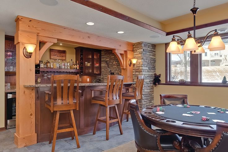 17 best images about basement wet bar ideas on pinterest for Rustic finished basement