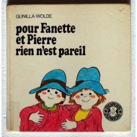 pour Fanette et Pierre rien n'est pareil