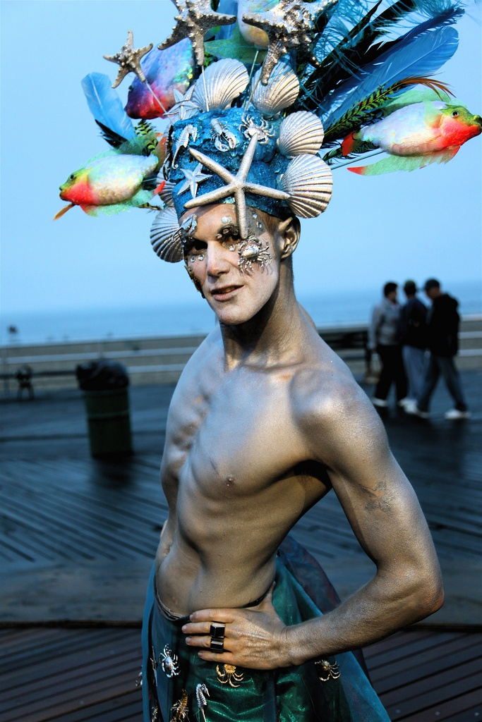 Body Paint Costumes For Guys