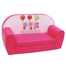 Knorr-Baby - Mini Schlafsofa Lollipop pink