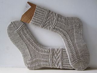 Gladys by general hogbuffer free sock knitting pattern