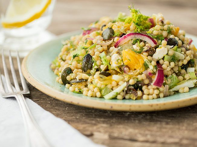 Israelischer Couscous-Salat_article