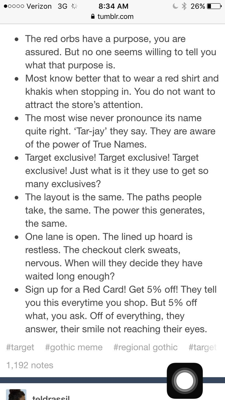 As a former Target employee, I can confirm all of this
