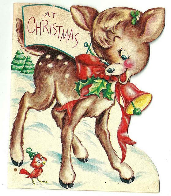 At Christmas...