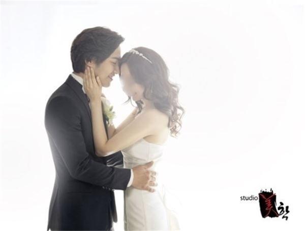 jin goo actor his bride unknown - Jingoo Photo Mariage