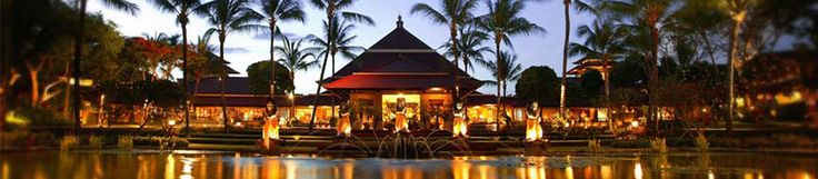 InterContinental Bali Resort Hotel in Bali, Indonesia