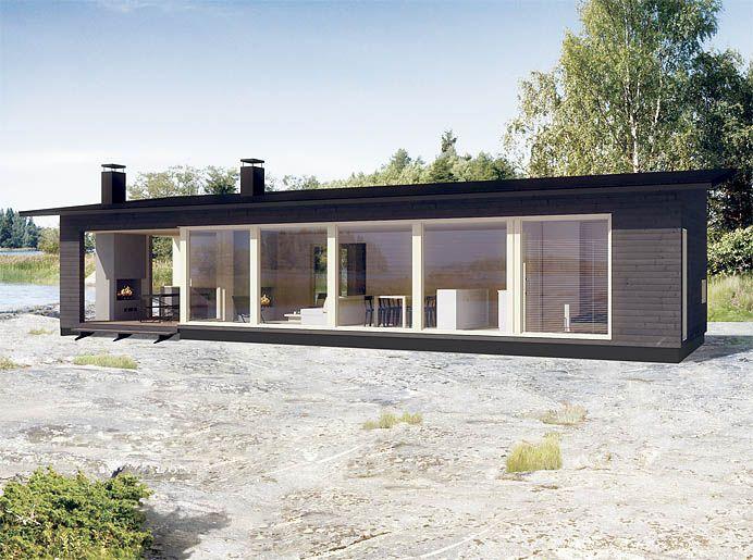 Sunhouse S_180_S_251. Architect: Kalle Oikari.