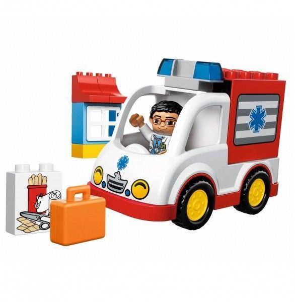 LEGO DUPLO - Ambulanta (10527)