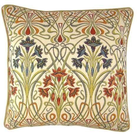 Lucetta Cushion Cover | Dunelm