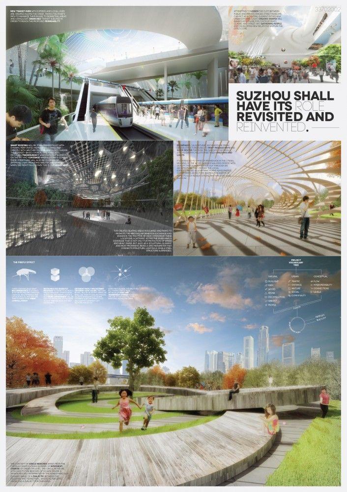 Re-Thinking Shanghai Proposal / Vinícius Philot, Fabiano Ravaglia and Gibran Duarte