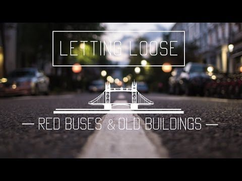 RED BUSES & OLD BUILDINGS | United Kingdom - YouTube